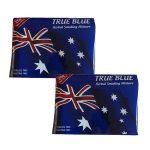 2 x True Blue